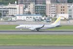 kuro2059さんが、福岡空港で撮影したフジドリームエアラインズ ERJ-170-200 (ERJ-175STD)の航空フォト(写真)