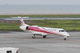 kuro2059さんが、北九州空港で撮影したコリアエクスプレスエア ERJ-145ERの航空フォト(飛行機 写真・画像)