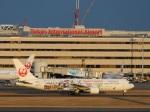 ハム太郎。さんが、羽田空港で撮影した日本航空 767-346/ERの航空フォト(写真)