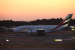 airdrugさんが、成田国際空港で撮影したエミレーツ航空 A380-861の航空フォト(写真)