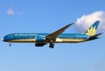 あしゅーさんが、成田国際空港で撮影したベトナム航空 787-9の航空フォト(飛行機 写真・画像)