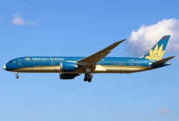あしゅーさんが、成田国際空港で撮影したベトナム航空 787-9の航空フォト(写真)