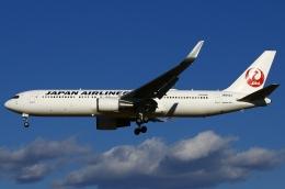 あしゅーさんが、成田国際空港で撮影した日本航空 767-346/ERの航空フォト(写真)