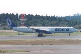 プルシアンブルーさんが、成田国際空港で撮影したサベナ・ベルギー航空 A340-311の航空フォト(飛行機 写真・画像)