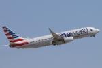キャスバルさんが、フェニックス・スカイハーバー国際空港で撮影したアメリカン航空 737-823の航空フォト(写真)