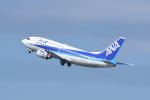 kuro2059さんが、中部国際空港で撮影したANAウイングス 737-54Kの航空フォト(写真)