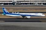rjジジィさんが、羽田空港で撮影した全日空 A321-211の航空フォト(写真)