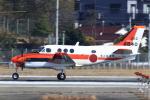 虎太郎19さんが、福岡空港で撮影した海上自衛隊 TC-90 King Air (C90)の航空フォト(写真)