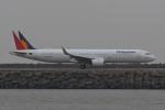 いもや太郎さんが、マカオ国際空港で撮影したフィリピン航空 A321-271Nの航空フォト(写真)