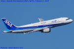 Chofu Spotter Ariaさんが、羽田空港で撮影した全日空 A320-211の航空フォト(写真)