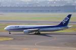yabyanさんが、羽田空港で撮影したエアージャパン 767-381/ERの航空フォト(写真)
