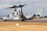 KAKOさんが、明野駐屯地で撮影したアメリカ海兵隊 MV-22Bの航空フォト(写真)