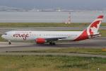 キイロイトリさんが、関西国際空港で撮影したエア・カナダ・ルージュ 767-375/ERの航空フォト(写真)