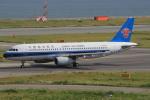 キイロイトリさんが、関西国際空港で撮影した中国南方航空 A320-232の航空フォト(写真)