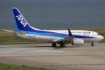 キイロイトリさんが、関西国際空港で撮影した全日空 737-781の航空フォト(写真)