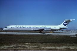 tassさんが、北京首都国際空港で撮影した中国北方航空 MD-82 (DC-9-82)の航空フォト(写真)
