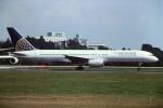 tassさんが、成田国際空港で撮影したコンチネンタル航空 757-224の航空フォト(飛行機 写真・画像)