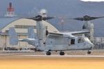 LUCHObyNOSAさんが、明野駐屯地で撮影したアメリカ海兵隊 MV-22Bの航空フォト(写真)