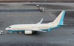 ハム太郎。さんが、羽田空港で撮影した大韓航空 737-7B5 BBJの航空フォト(写真)