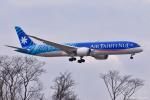 ぱん_くまさんが、成田国際空港で撮影したエア・タヒチ・ヌイ 787-9の航空フォト(写真)