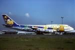 tassさんが、羽田空港で撮影した全日空 747-481(D)の航空フォト(写真)