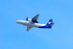 まいけるさんが、スワンナプーム国際空港で撮影したラオス国営航空 MA60の航空フォト(写真)