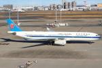 セブンさんが、羽田空港で撮影した中国南方航空 A330-343Xの航空フォト(飛行機 写真・画像)