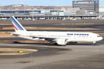 セブンさんが、羽田空港で撮影したエールフランス航空 777-228/ERの航空フォト(写真)