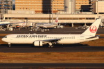 セブンさんが、羽田空港で撮影した日本航空 767-346/ERの航空フォト(写真)