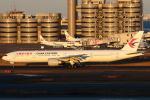 セブンさんが、羽田空港で撮影した中国東方航空 777-39P/ERの航空フォト(写真)