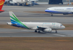 tsubameさんが、香港国際空港で撮影したランメイ・エアラインズ A319-131の航空フォト(写真)