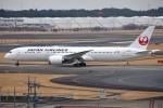 さくらの城南山。さんが、成田国際空港で撮影した日本航空 787-9の航空フォト(写真)