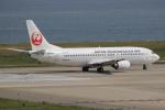 キイロイトリさんが、関西国際空港で撮影した日本トランスオーシャン航空 737-446の航空フォト(写真)
