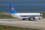 キイロイトリさんが、関西国際空港で撮影した中国南方航空 737-86Nの航空フォト(写真)