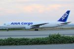 キイロイトリさんが、関西国際空港で撮影した全日空 767-381/ER(BCF)の航空フォト(写真)