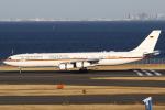 masa707さんが、羽田空港で撮影したドイツ空軍 A340-313Xの航空フォト(写真)