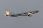 多摩川崎2Kさんが、羽田空港で撮影したドイツ空軍 A340-313Xの航空フォト(写真)