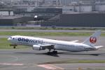 delawakaさんが、羽田空港で撮影した日本航空 767-346の航空フォト(飛行機 写真・画像)