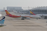 kuro2059さんが、関西国際空港で撮影した香港航空 A330-223の航空フォト(写真)