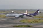 kuro2059さんが、関西国際空港で撮影したタイ国際航空 A350-941XWBの航空フォト(写真)