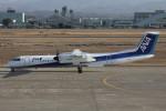 コギモニさんが、小松空港で撮影したANAウイングス DHC-8-402Q Dash 8の航空フォト(写真)