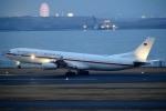 kamerajiijiさんが、羽田空港で撮影したドイツ空軍 A340-313Xの航空フォト(写真)