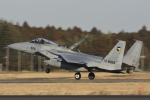 eikas11さんが、茨城空港で撮影した航空自衛隊 F-15J Eagleの航空フォト(写真)