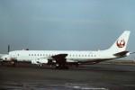 tassさんが、羽田空港で撮影した日本航空 DC-8-32の航空フォト(飛行機 写真・画像)