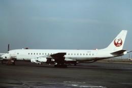 tassさんが、羽田空港で撮影した日本航空 DC-8-32の航空フォト(写真)