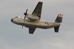 OMAさんが、岩国空港で撮影したアメリカ海軍 C-2A Greyhoundの航空フォト(写真)