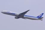 うとPさんが、RJAAで撮影した全日空 777-381/ERの航空フォト(写真)