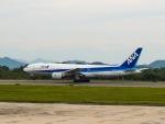 TulipTristar 777さんが、広島空港で撮影した全日空 777-281の航空フォト(写真)