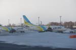 KKiSMさんが、新千歳空港で撮影したAIR DO 737-781の航空フォト(写真)