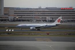ja007gさんが、羽田空港で撮影した中国国際航空 A330-243の航空フォト(飛行機 写真・画像)